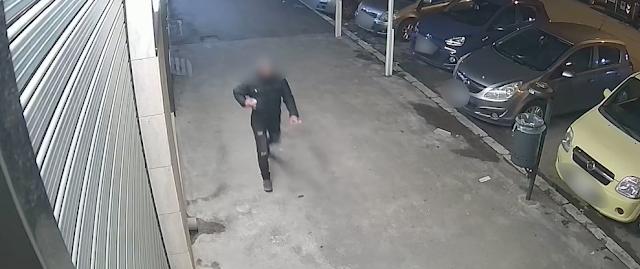 Foggia: arrestati due soggetti per l'attentato dinamitardo in via Molfetta ai danni di uno studio di liquidazione assicurativa [VIDEO]
