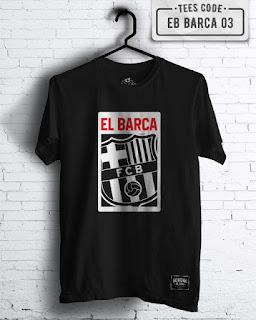 Jual Kaos Bola Barcelona Barca Murah