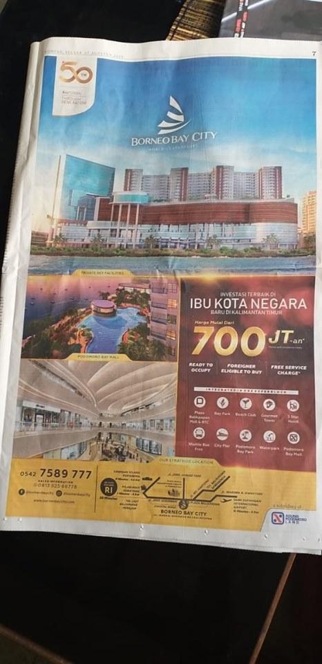 Eng Ing Eng! Agung Podomoro Jualan Properti Rp700 Juta, di Ibu Kota Baru