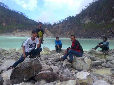Touring Ke Kawah Putih Bandung Touring Ke Kawah Putih Bandung