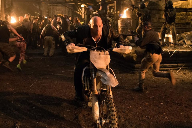 Vin Diesel returns as Xander Cage in XXX movie 2017