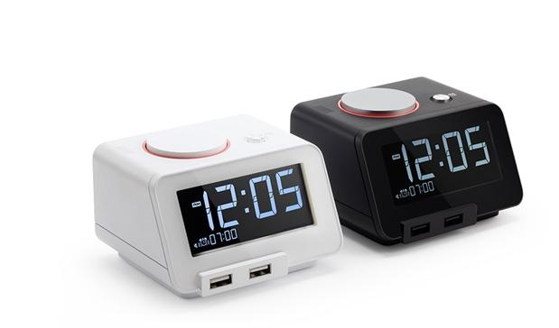 C2 4 in 1 Alarmclock. 15 Cool Gadgets For Your Bedroom
