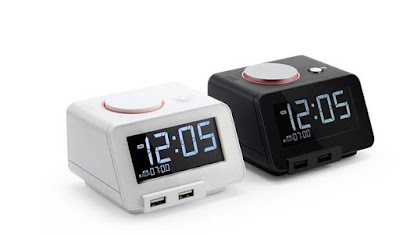 C2 4-in-1 Alarmclock