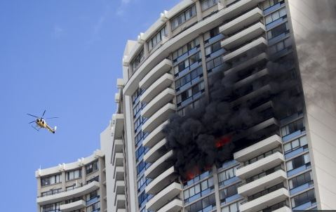 Three People Die In A High-rise Building Fire In Hawaii
