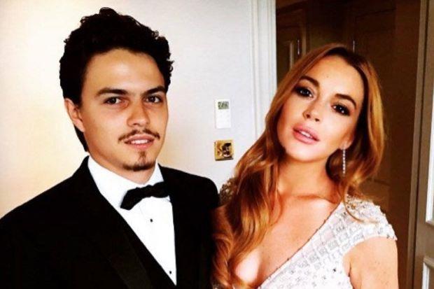 Lindsay Lohan Dedah Sikap Curang Teman Lelaki Di Twitter