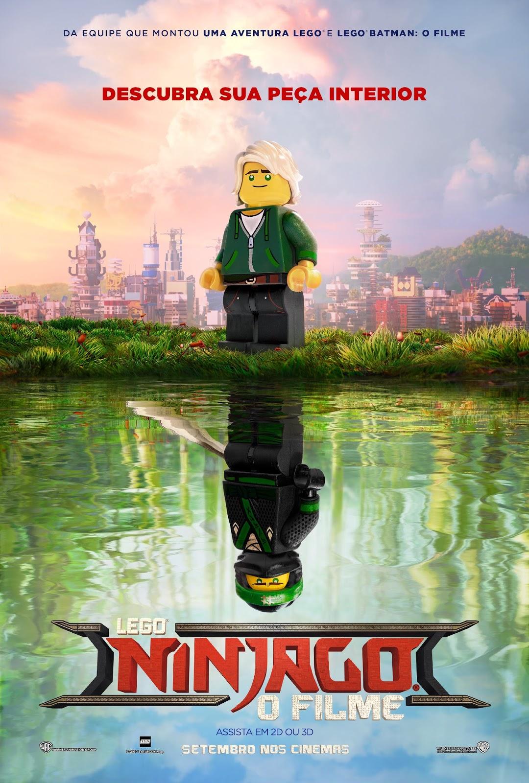 Lego Ninjago: O Filme 2017 Legendado