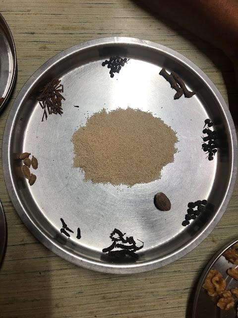 ಅಂಟಿನುಂಡೆಗೆ ಬೇಕಾದ ಜೌಷಧೀಯ ವಸ್ತುಗಳು; Medicinal items needed for Antina Unde
