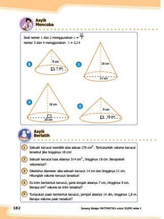 kunci jawaban buku senang belajar matematika kelas 5