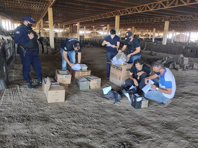 Polícia Civil incinera cerca de 100kg de drogas no interior do RN