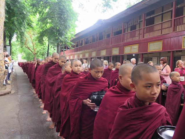 Monasterio Mahagandayon de Amarapura