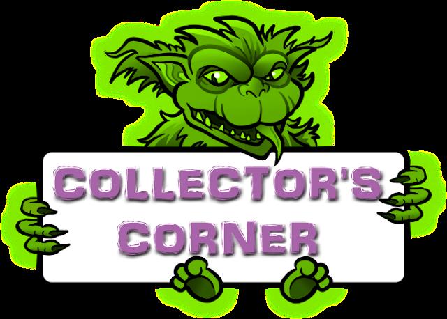 Vault Master's COLLECTOR'S CORNER Logo!