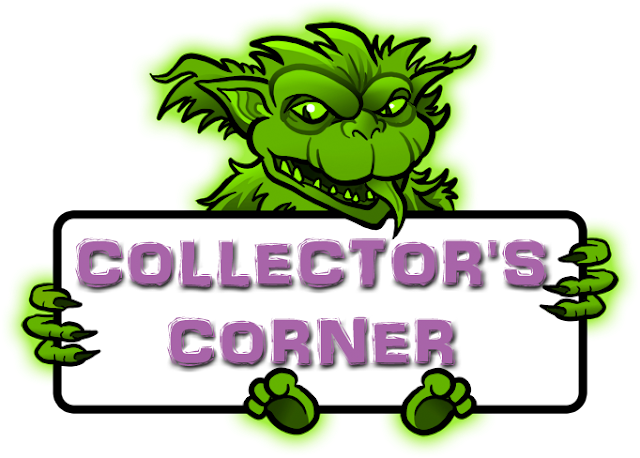 News Vault's COLLECTOR'S CORNER Logo