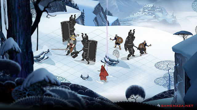 The Banner Saga Gameplay Screenshot 3