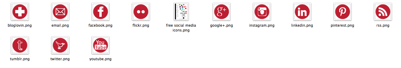 how to add social media icons to picmonkey