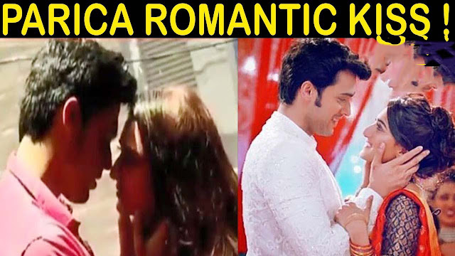 KISS : Anurag Prerna's intense kiss of love in romantic rain in Kasauti Zindagi Kay