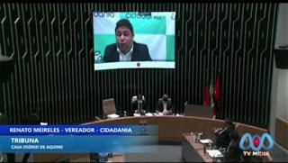 Mudar o nome das principais ruas do centro de Guarabira não irá aumentar nem diminuir o legado deixado por Zenóbio Toscano diz Renato Meireles