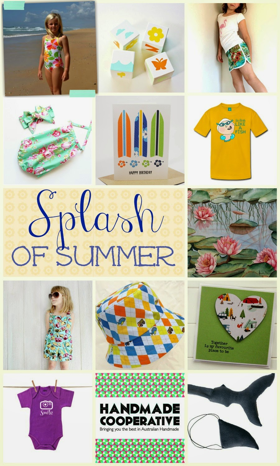 Splash Of Summer
