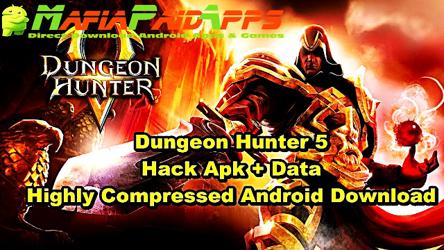 Dungeon Hunter 5 Apk MafiaPaidApps