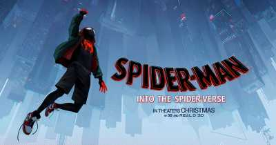 Spider-Man Into the Spider-Verse 3D