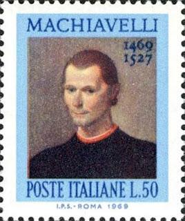 Italy - 1969 - Nicolò Machiavelli - Art Writer Poet Politics