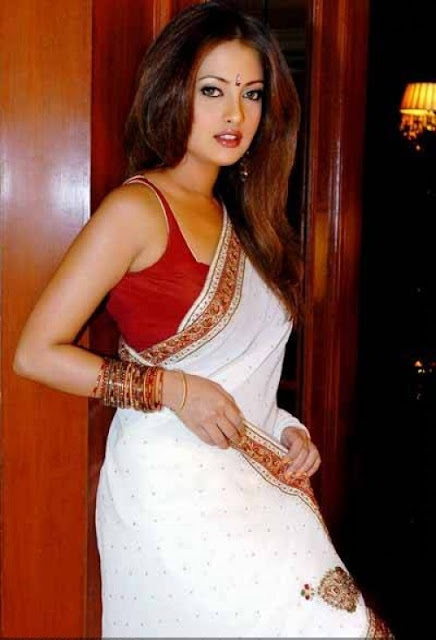 Makarizo Hairstyle New Fancy Bengali Sarees Collection 2012