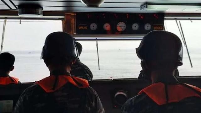 Inilah Kekuatan Tempur TNI AL Latihan Perang Dekat Laut China Selatan