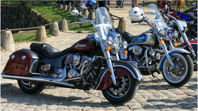 All You Need To Know About The Indian Motorcycle