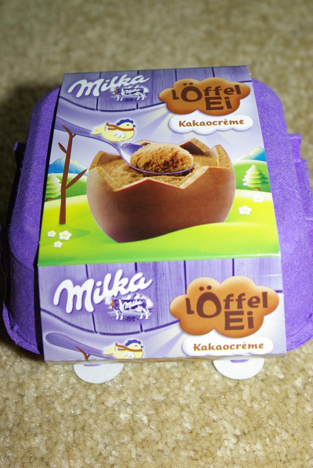 Milka, jajko z czekoladowym musem, Wielkanoc, słodycze