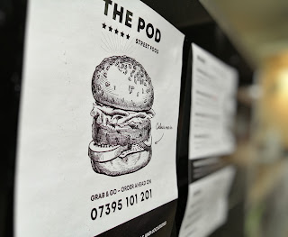 The Pod Street Food in Maidenbower, Crawley