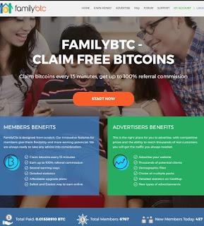 Review FamilyBTC saudara dari Familyclix