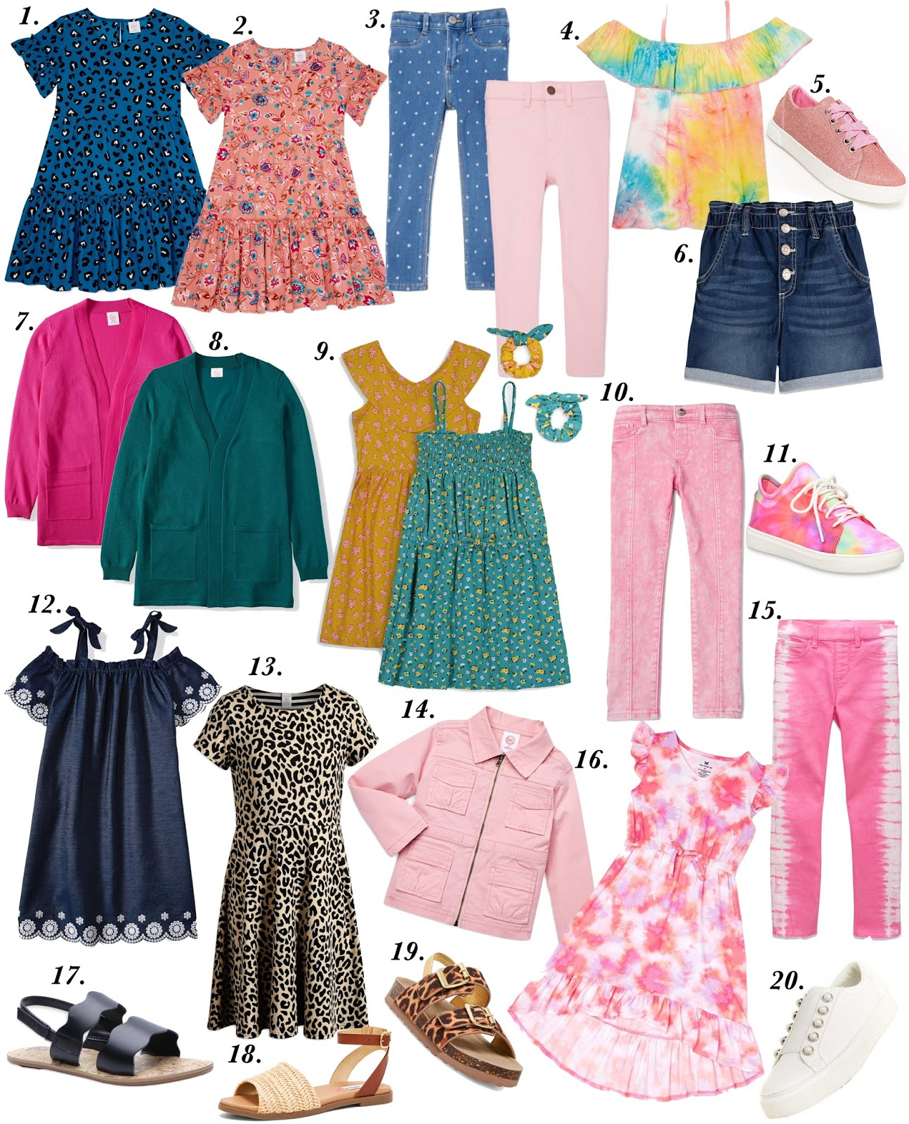 Back To School Finds With Walmart - Something Delightful Blog #walmarfashion #walmart #kidsclothing #affordablefashion
