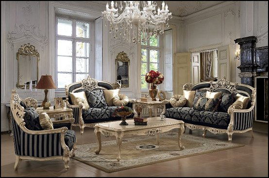 garden theme bedrooms - Baroque Home Decor
