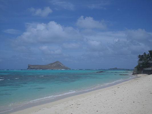 waimanalo praia havai