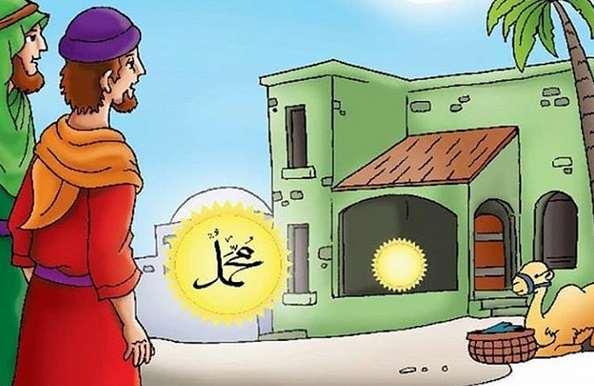 Kisah Nabi Muhammad SAW Ketika Melewati Dua Kuburan