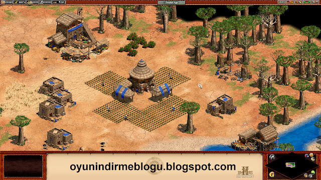 age of empires 2 african kingdoms download