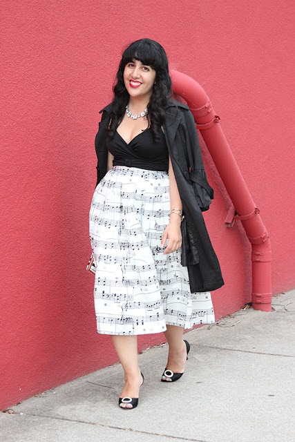 SF Style Blogger Chicwish Holiday Outfit Idea