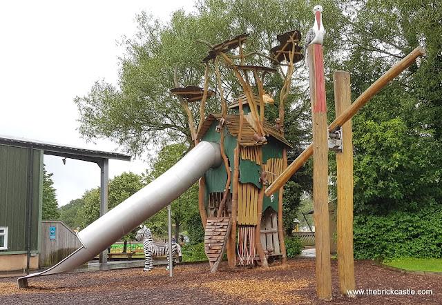 Knowsley Safari Play Area Ultimate Brick Safari