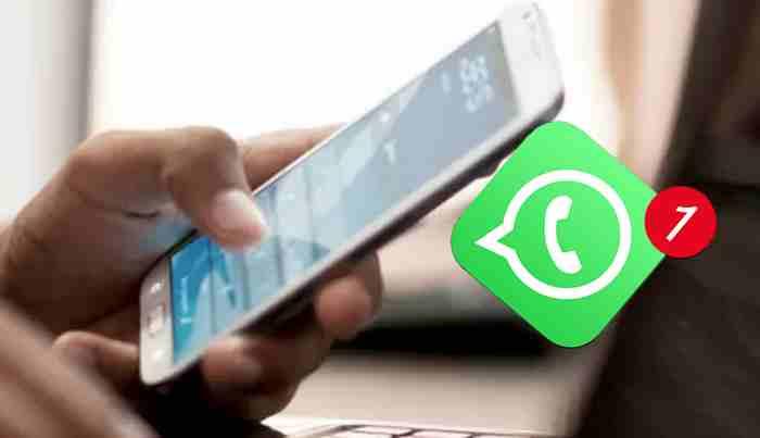 Mengatasi Notifikasi Pesan Masuk WhatsApp tidak Tampil di layar