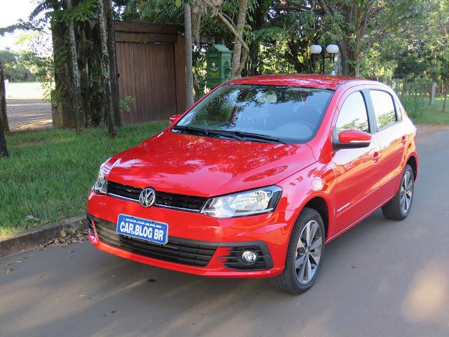 VW Gol 2018 Automático