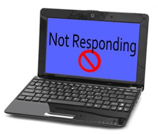 cara mengatsi aplikasi yang not responding