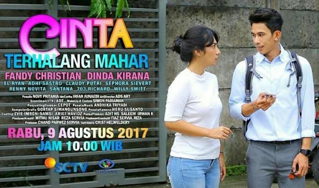 Daftar Nama Pemain FTV Cinta Terhalang Mahar SCTV Lengkap