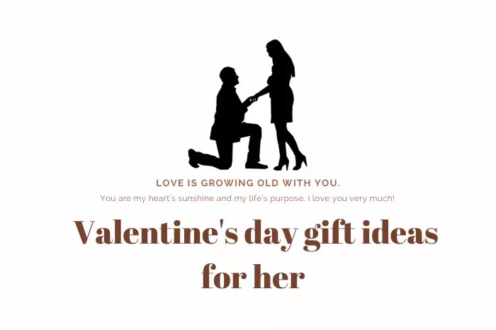 valentines day gift ideas for her
