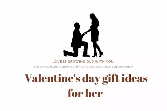 These Premium Valentine's Day Gift Ideas For Her Are Under Budget Now!