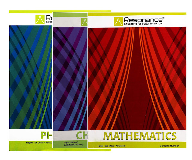 [Download] IIT JEE MAINS & ADVANCED Resonance Study Material - Free Download Google Drive Links