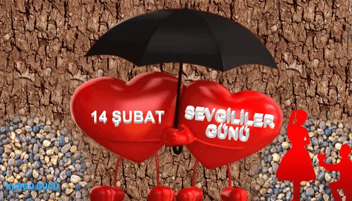 14 Şubat Sevgililer Günü 2021 Hangi Gün?