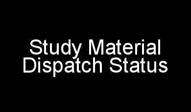 Check IGNOU Study Material Dispatch Status For All Courses