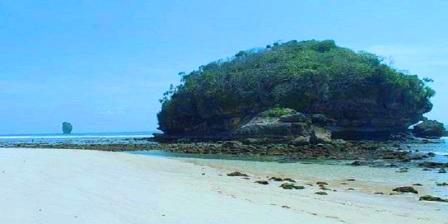 Pantai Watu Leter pantai watu leter sitiarjo malang jawa timur letak pantai watu leter lokasi pantai watu leter malang