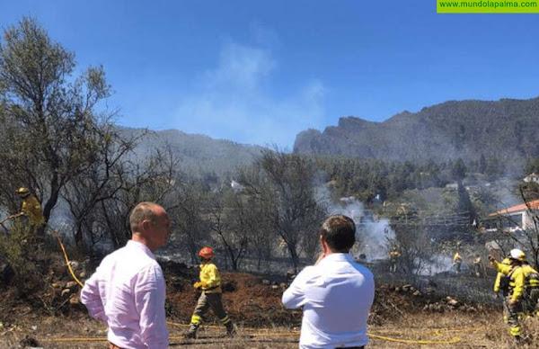 El Paso presenta una Campaña de Prevención de Incendios Forestales