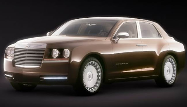 2018 Chrysler Imperial Redesign, Release, Price