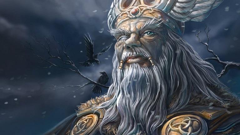 Misteri Odin, Tokoh Asgardian yang Hidup Ratusan Ribu Tahun